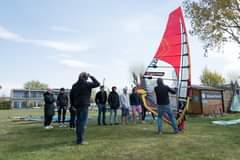 Liebe Leute! Für die heurige VÖWS Windsurflehrerausbildung g...